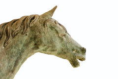 Statue of a horse Royalty Free Stock Images