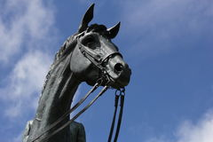 Statue of horse Royalty Free Stock Photography