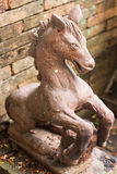 Statue of horse Stock Photo