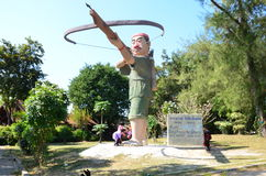 Statue Huntsman Royalty Free Stock Image