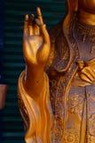 Statue i de Bouddha de main Images stock