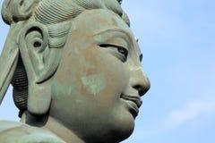 Statue im chinesischen Tempel Lizenzfreie Stockbilder