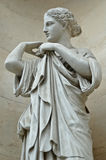 Statue In Saint-Pierre Palace Cloister (Lyon,France) Royalty Free Stock Image