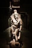 Statue of Indian god at Hindu Temple. India Stock Photos