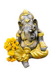 A statue of an Indian god Lord Ganesha. Stock Images