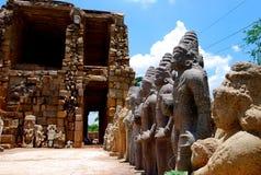 Statue indiane Immagini Stock