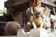 Statue indonésienne Photographie stock