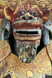 Statue indoue d'un dieu Photographie stock
