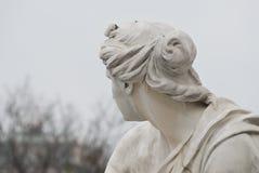 statue inquiétée Photos libres de droits