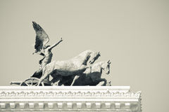 Statue of Italian Freedom Royalty Free Stock Photos