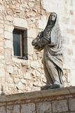Statue in italy Stock Photo