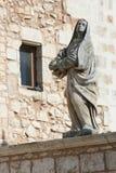 Statue in italy. A statue in ostuni, italy Stock Photo