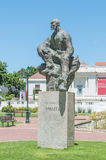 Statue of Jan Christiaan Smuts Royalty Free Stock Images