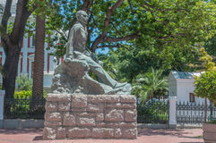 Statue of Jan Christiaan Smuts Stock Images