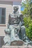 Statue of Jan Christiaan Smuts Royalty Free Stock Photos