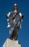 Statue of Janosik, Terchova, Slovakia. Statue of Janosik, Terchova, Slovak republic stock image