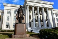 Statue of Jefferson Davis Stock Photo