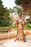 Statue of  Jesuit Matteo Ricci, Macau Royalty Free Stock Images