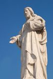 Statue of Jesus royalty free stock image