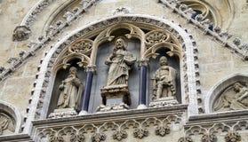 Statue of Jesus Stock Photography