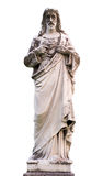 Statue of Jesus Stock Images
