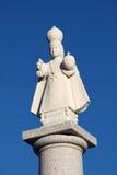 Statue of Jesus' Child Royalty Free Stock Photo