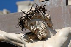 Statue of Jesus Christ stock photos