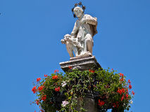 Statue of Jesus Christ Royalty Free Stock Image
