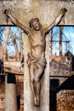 Statue of Jesus Christ Stock Photography