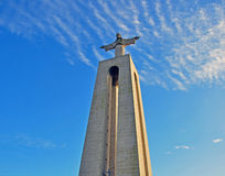 Statue of Jesus Christ. In Lisbon, Portugal Stock Photo