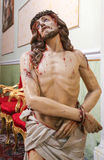 Statue of Jesus on Good Friday Royalty Free Stock Image