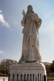 Statue of Jesus, havana Stock Photos