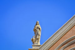 Statue of Jesus Royalty Free Stock Photo