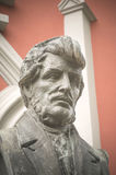 Statue of Joachim Lelewel Royalty Free Stock Photo