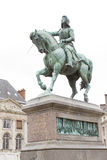 Statue of Joan of Arc. In Orleans, France. Joan of Arc (French: Jeanne d'Arc 1412 – 1431) is a folk heroine of France and a Roman Catholic saint Royalty Free Stock Photos