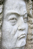 The statue of johann sebastian bach Royalty Free Stock Photos