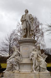 Statue of Johann Wolfgang von Goethe. Royalty Free Stock Photography