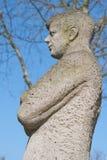 Statue of John F. Kennedy in Bonn Stock Photography