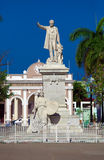 Statue Jose Marti Stock Photos