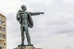 Statue of Jose Marti, Havana, Cuba Stock Images