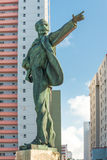 Statue of Jose Marti in Havana Stock Photography