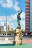 Statue of Jose Marti in Havana Stock Images