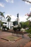 Statue juan pablo Duarte Image stock