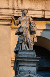 Statue of Judith with the head of Holofernes Royalty Free Stock Photo