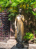 Statue of Juliet Stock Photography