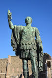Statue of julius caesar Royalty Free Stock Images