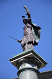 Statue of Justice, Florence Royalty Free Stock Image