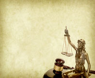 Statue of justice. Law concept royalty free stock photo