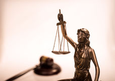 Statue of justice. Law concept stock images