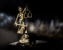 Statue of justice, Law concept,. Justice, blind temida, the concept of law stock image